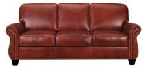 Leather Living Marlo Sofa