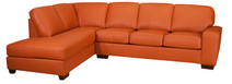 Leather Living Marilyn Sectional