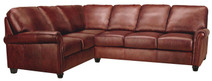 Leather Living Major Sectional
