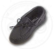 M's Laurentian Chief Black Moccasins
