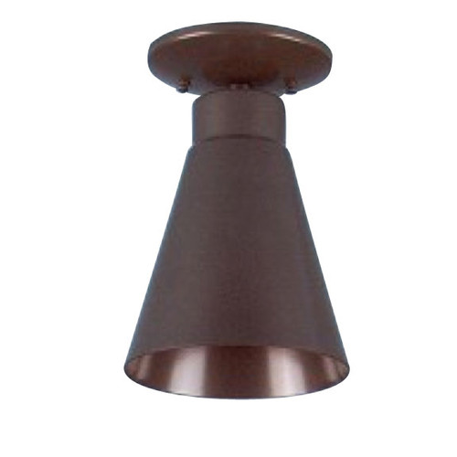 Flush Mount Tapered Ceiling Fixture