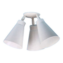 Tripled Tapered Ceiling Fixture