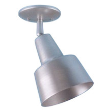 Single Tiered-shade Ceiling Fixture