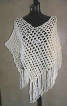 photo of #26 Chunky Crochet Poncho