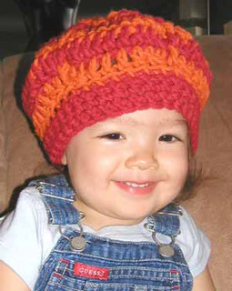 photo of #46 Easy Crochet Beret