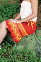 photo of #60 Fabulous Flirty Crochet Skirt