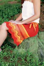 photo of #60 Fabulous Flirty Crochet Skirt