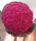 top knitting pattern photo for #160 Meandering Cables One-Ball Hat
