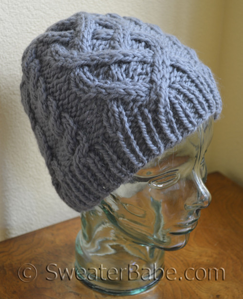 Chunky One-Ball Hat