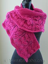 #187 Vivienne Shawlette PDF Knitting Pattern