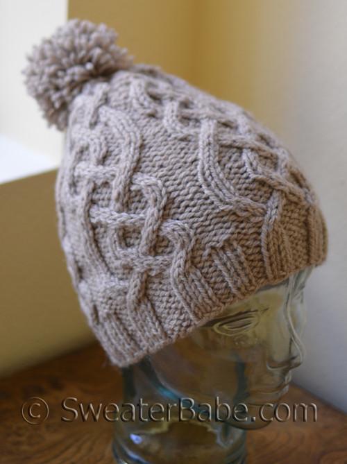 Woohoo Pompom Hat