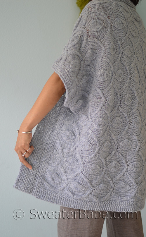 Hamachi Cardigan + Blanket Bundle