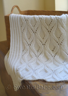 adela lace stole knitting pattern