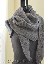 contrivance shawl knitting pattern