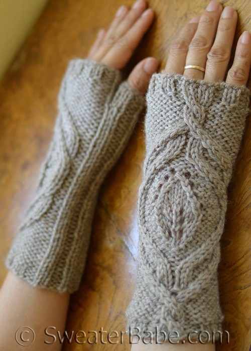 Kiki Fingerless Gloves