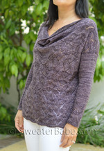 #253 Mirabella PDF Knitting Pattern