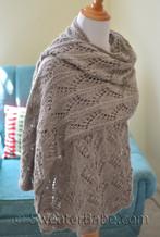 annalisse stole knitting pattern