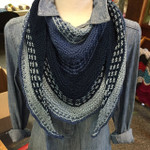 Shawl with No Name Willet
