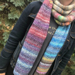 July Maker Painted Mist Scarf