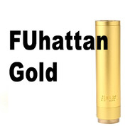 The Authentic FUHattan- Gold/Stainless