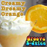 Creamy Dreamy Orange