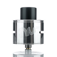 Twisted Messes 30mm RDA (Stainless Steel)