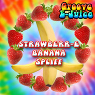 Strawberr-E Banana Spliff