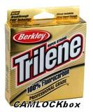 Berkley Trilene 100% Fluorocarbon Ice Line - Clear