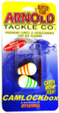 Arnold Tackle Company Slotted Ice Float 2pk.