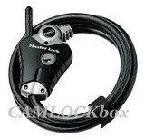 "Master Lock 3/8"" Python Cable (8428DPS)"