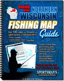 Sportsman's Connection Fishing Map Guide (Oneida Area/Northern Wisconsin)