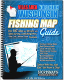 Sportsman's Connection Fishing Map Guide (Vilas Area/Northern Wisconsin)
