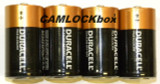 Duracell Alkaline C Batteries 4 Pack