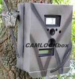 Moultrie 5.0 MP Outfitter Cam (with D40, D50, Style Housing) Security Box