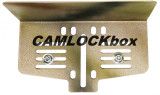 CAMLOCKbox 5.0 X 8.5 Rain Lid (Bundle)