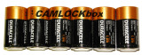 Duracell Alkaline C Batteries 6 Pack