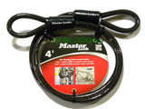 "Master Lock 3/8"" Looped End Cable (85DPF)"