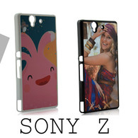 Custom / Personalised Sony Z   case/cover