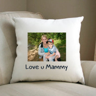 Personalised photo cushion / small pillow Perfect Gift