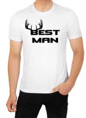 stag night tshirt best man