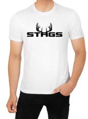 stag night tshirt stags design