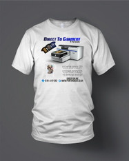 Work Promotion tshirts packs of x10