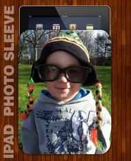 ipad 3rd Generation tablet  Photo Sleeve