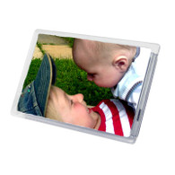Fridge Magnet 8cm x 5cm personalised with a photo