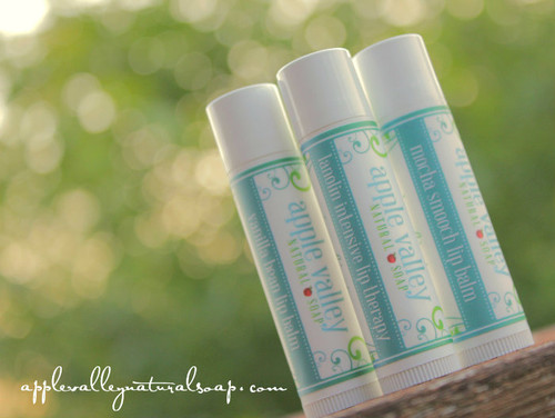 Natural Lip Balm by Apple Valley Natural Soap