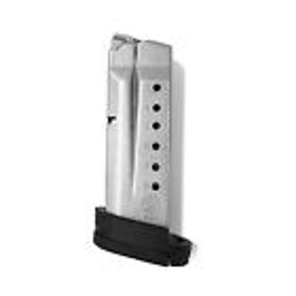 Smith and Wesson S&W M&P Shield 9mm 8rd Magazine Finger Rest 19936 8 Round 9 mm