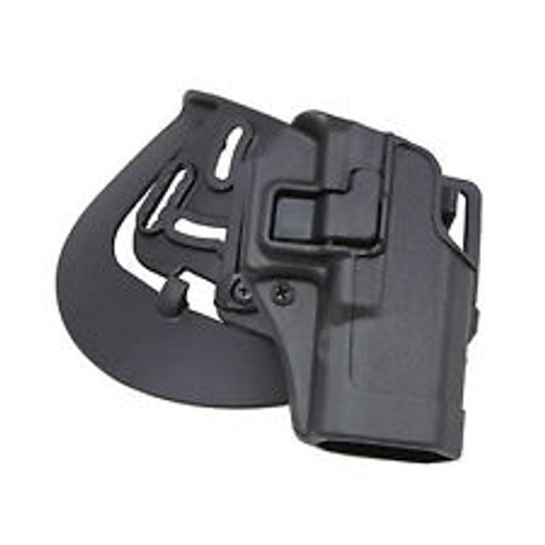 Blackhawk CQC SERPA Concealment Holster for Glock 19 23 32 36 Black 410502BK-R