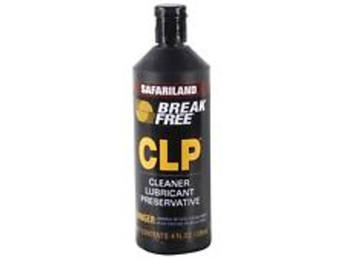 BreakFree CLP Liquid 4oz Bottle CLP-4