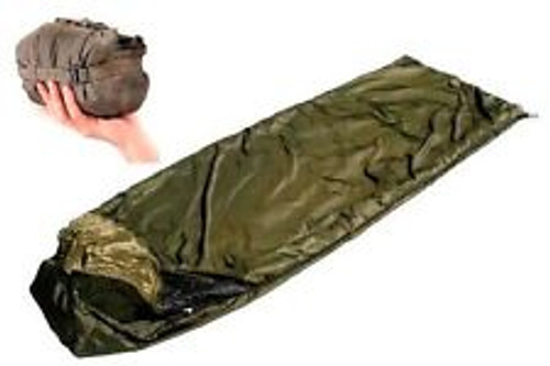 SnugPak Jungle Bag Sleeping Bag Olive Drab OD Right Hand Zip 92250