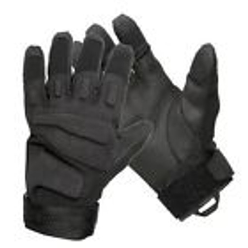 Blackhawk SOLAG Full Finger Light Assault Gloves Large Black 8063LGBK